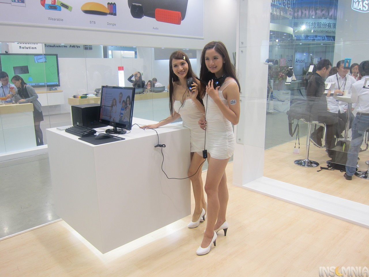 Computex 2014 - Booth Babes