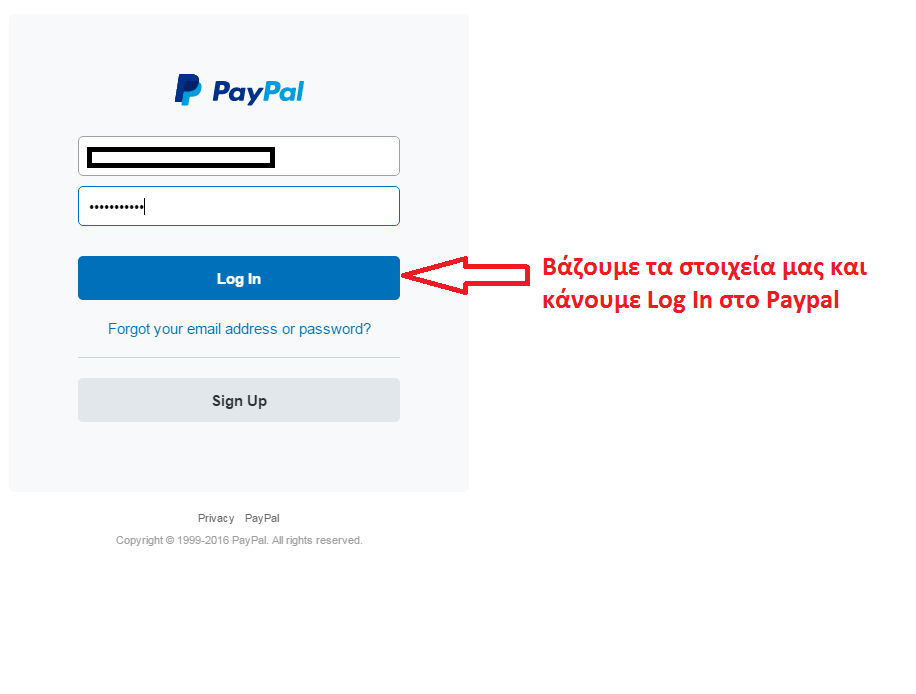 Link a Card through Paypal and Revolut